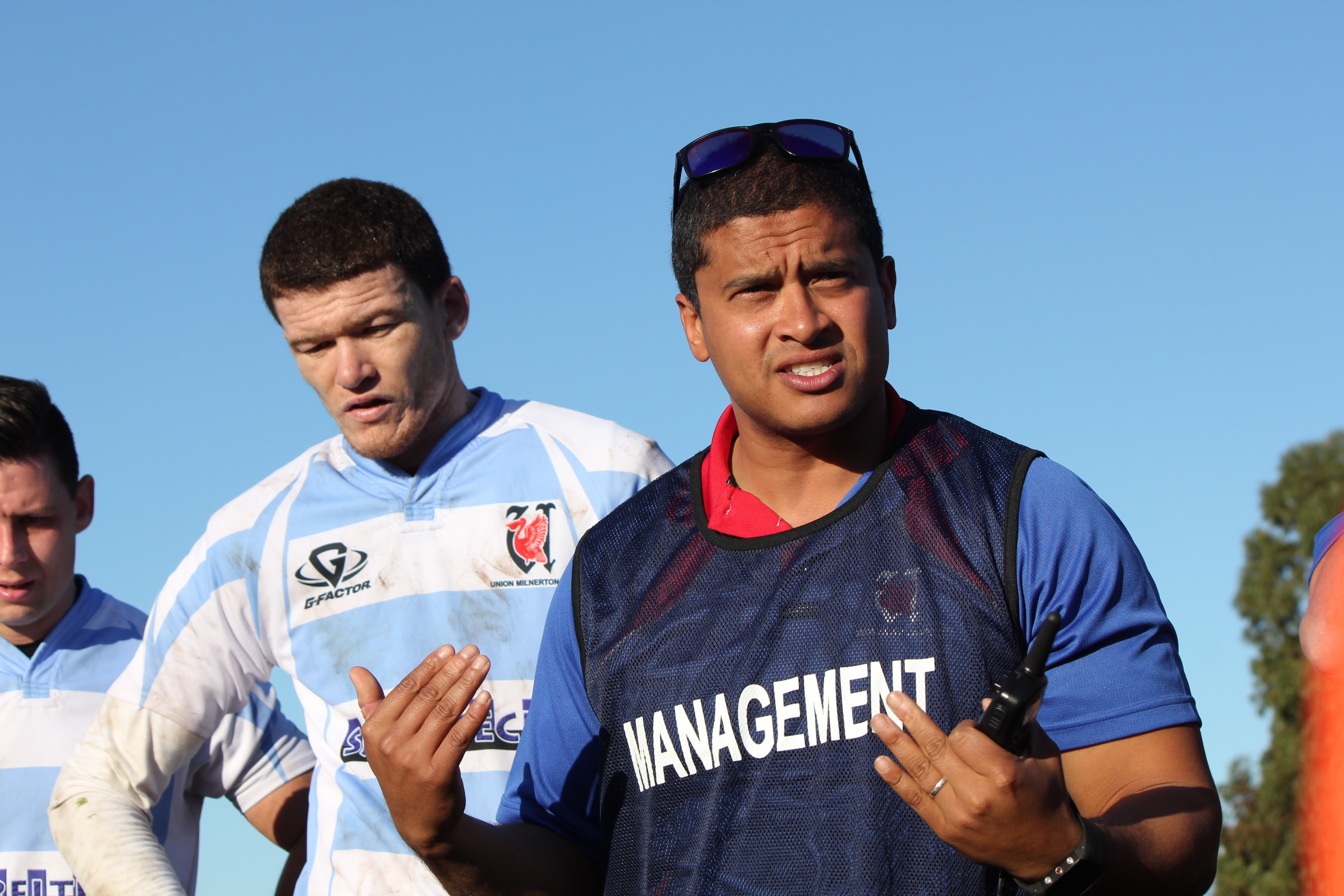 Isma-eel Dollie - Union Milnerton RFC