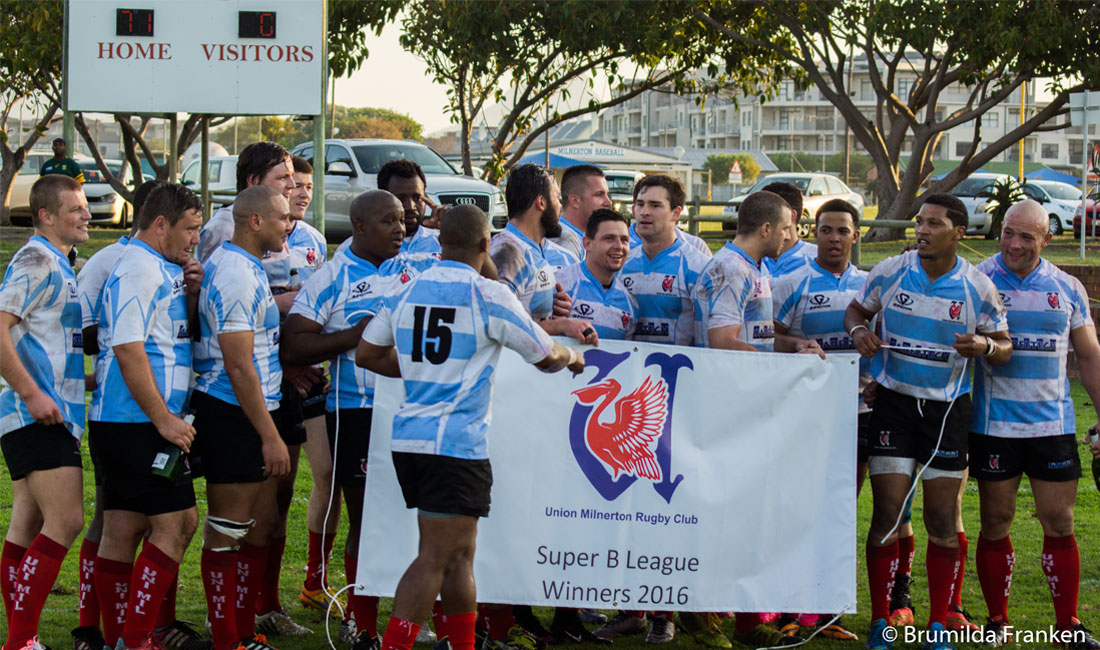 Union Milnerton RFC vs Macassar RFC